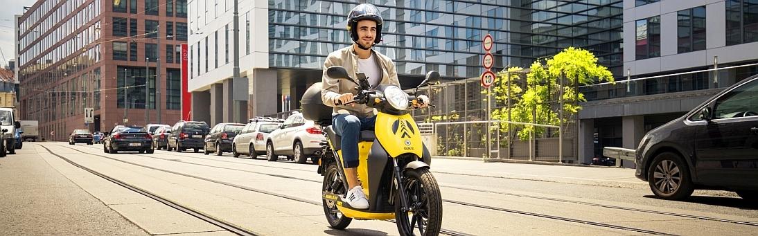 ÖAMTC tăng gấp đôi đội tàu eScooter ở Vienna | Lựa chọn Áo